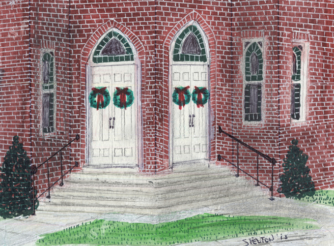 Clark St Methodist Church Christmas 2018