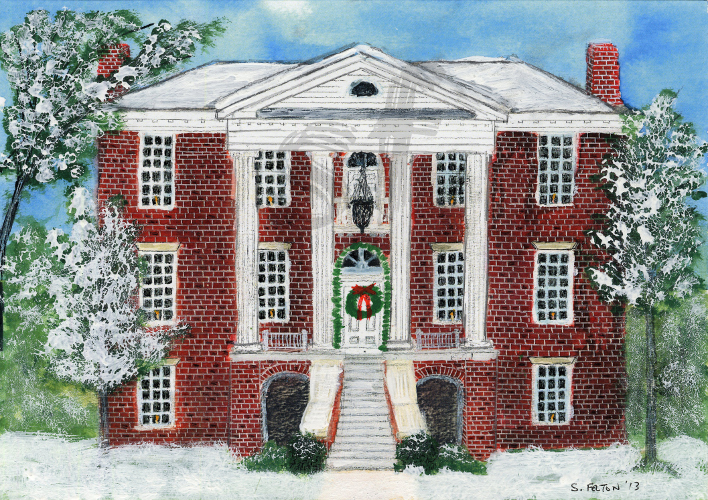 Stonewall Manor Christmas