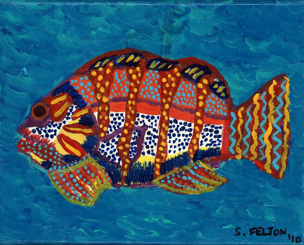 Tropical Fish 1
