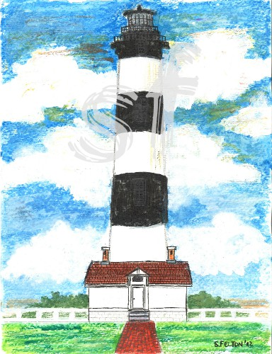 Bodie Lighthouse 2012
