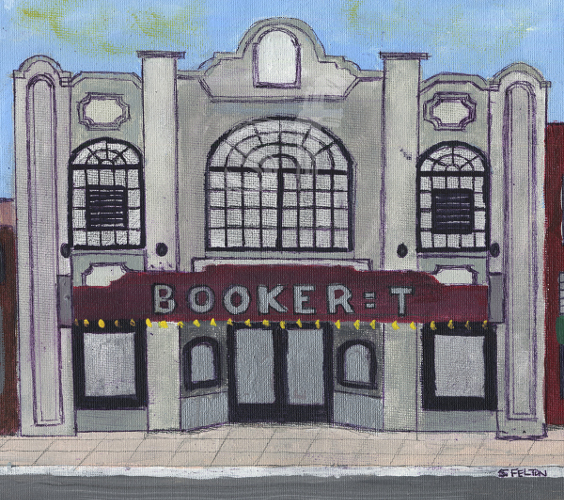 Booker T Washington Theater
