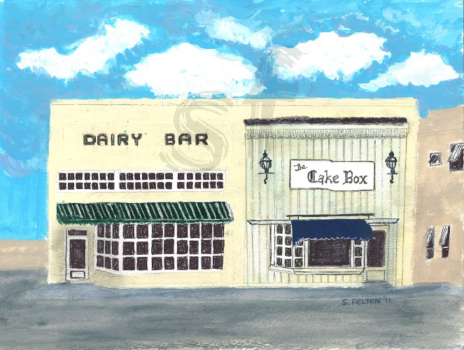 Dairy Bar (The Sweet Hangout)