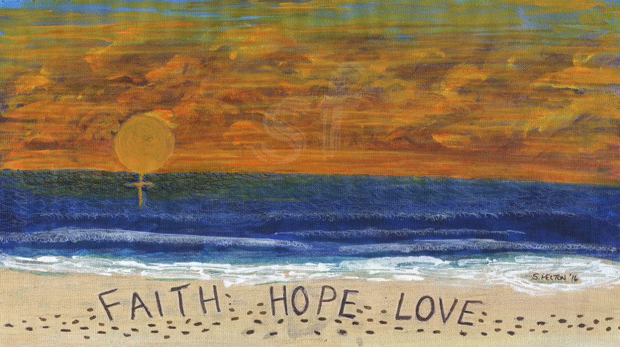 Faith Hope & Love at Topsail Island