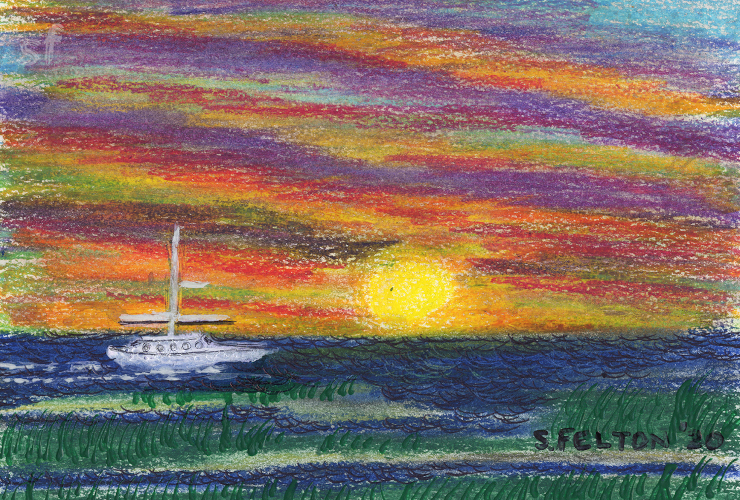 Sailing at Sunrise 2020